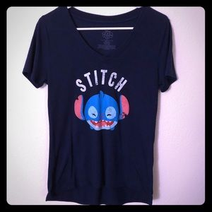 Disney Tsum Tsum Stitch Shirt Size M